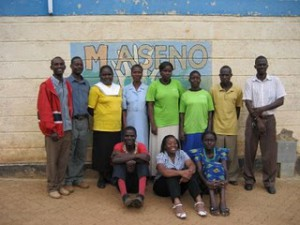 Maseno Deaf Self Help Group
