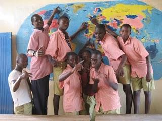 Kids in Maseno